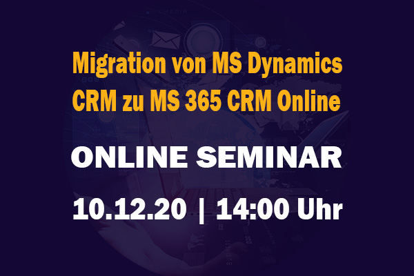 MS Dynamics 365 Migration Online Seminar